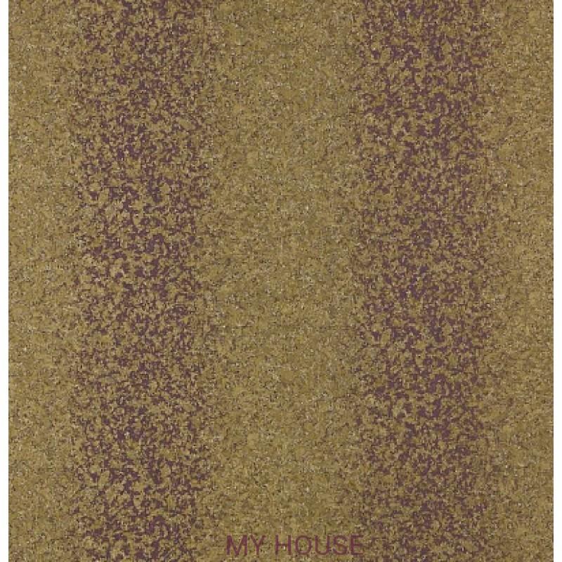 Обои Tespi 311221 Rialto Stripe Bronze/Aubergine Zoffany