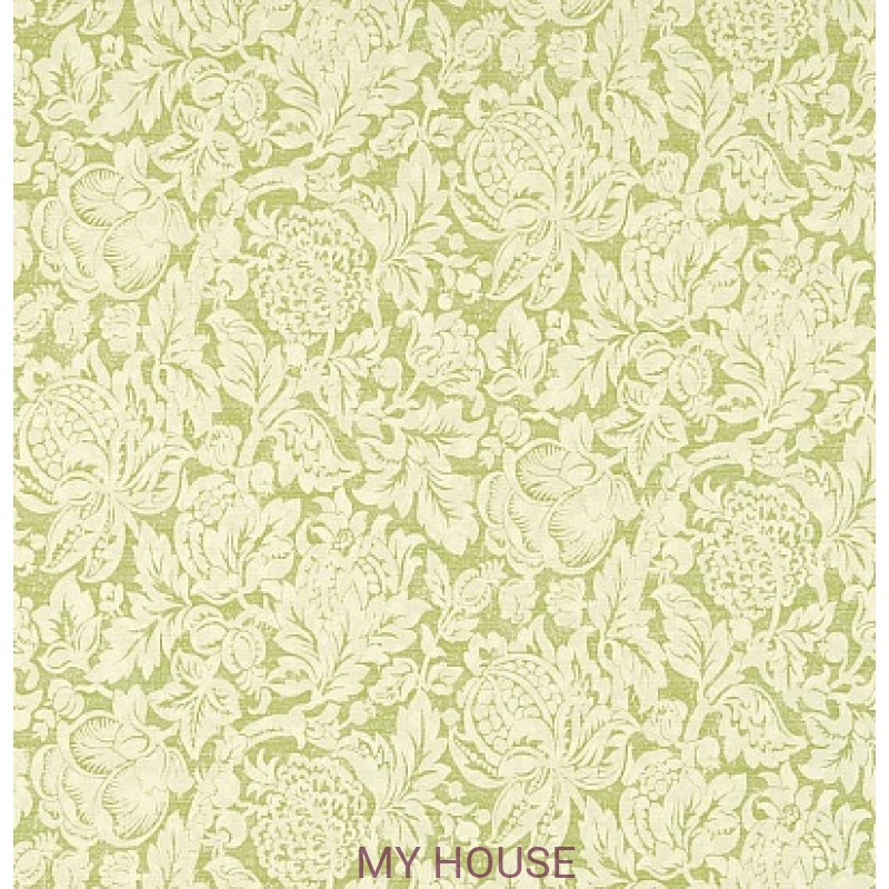 Обои Woodville Papers 311324 Beauchamp Leaf Zoffany
