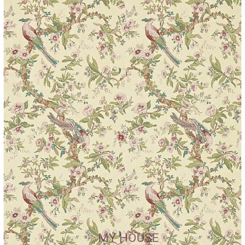 Обои Woodville Papers 311328 Chintz Antique Zoffany