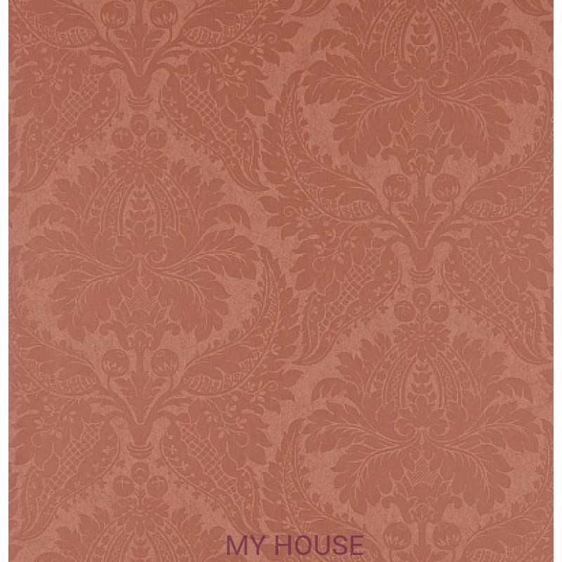 Обои Constantina Damask 312000 Malmaison damask faded rose Zoffa