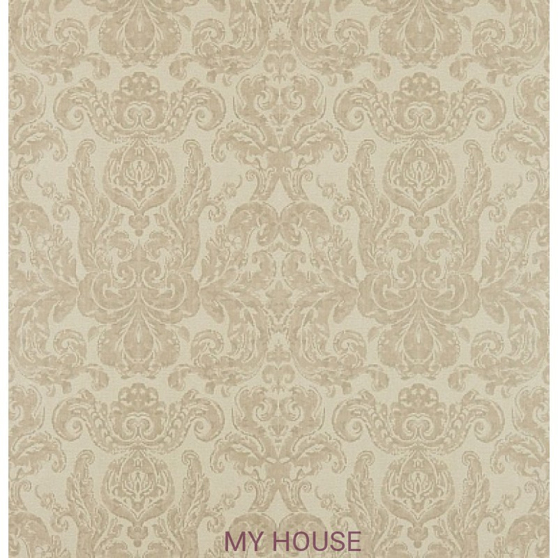 Обои Constantina Damask 312110 Brocatello taupe Zoffany