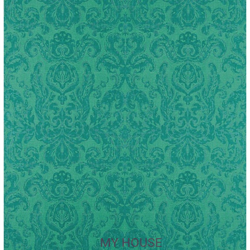 Обои Constantina Damask 312115 Brocatello peacock Zoffany
