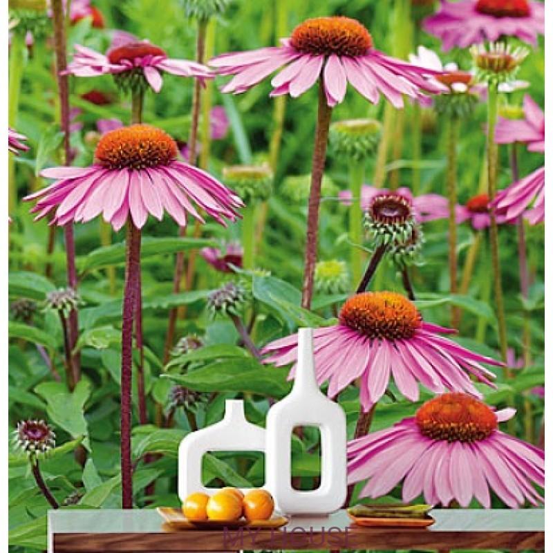 Обои Wallpower Rhythm 330027 Panel Flower Force Eijffinger
