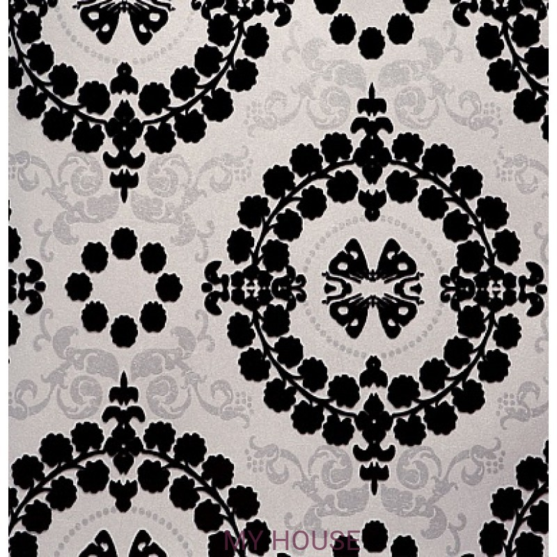 Обои Black & White 397516 Eijffinger
