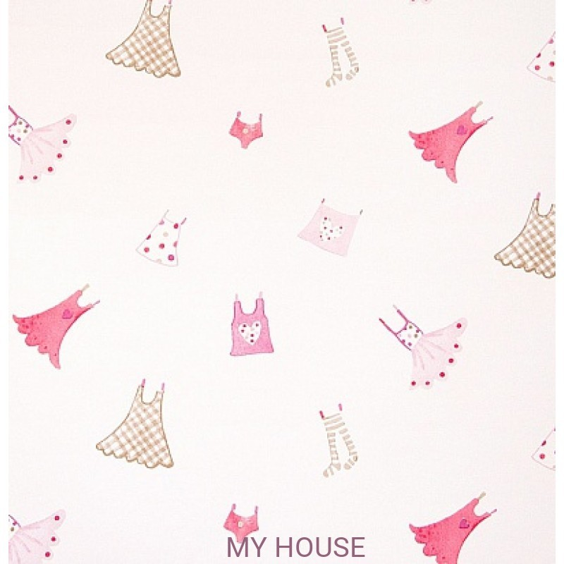 Обои Lollipops 9172463 CLOTHES DESIGN Camengo