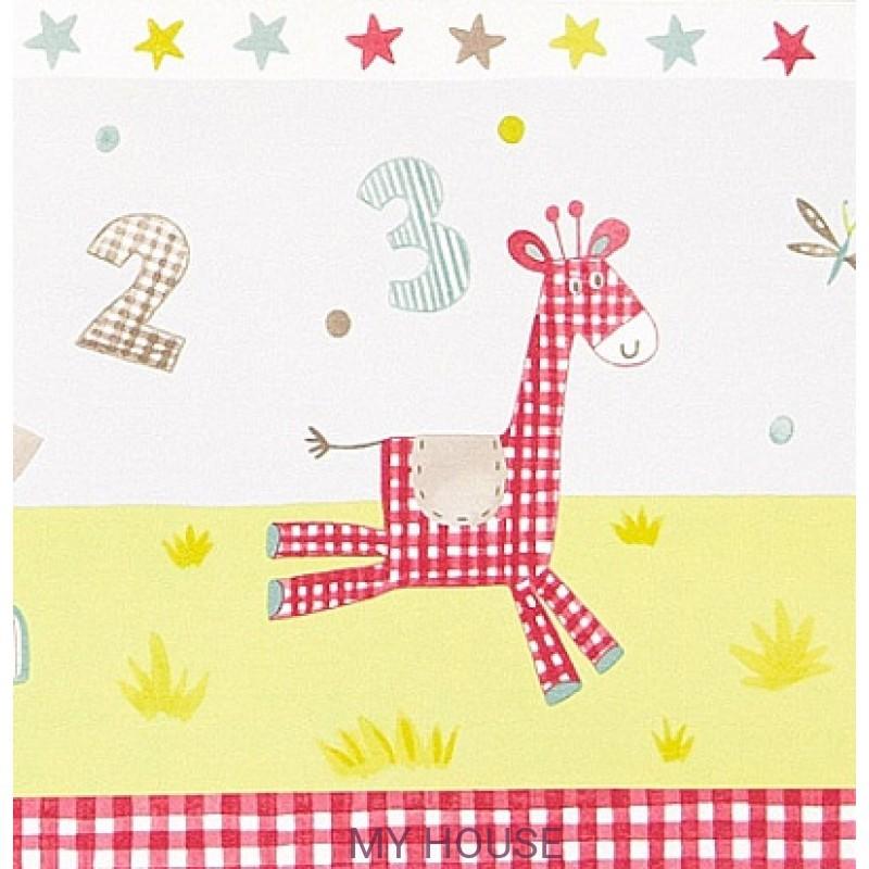 Обои Lollipops 9220286 ANIMALS RACE BORDER Camengo