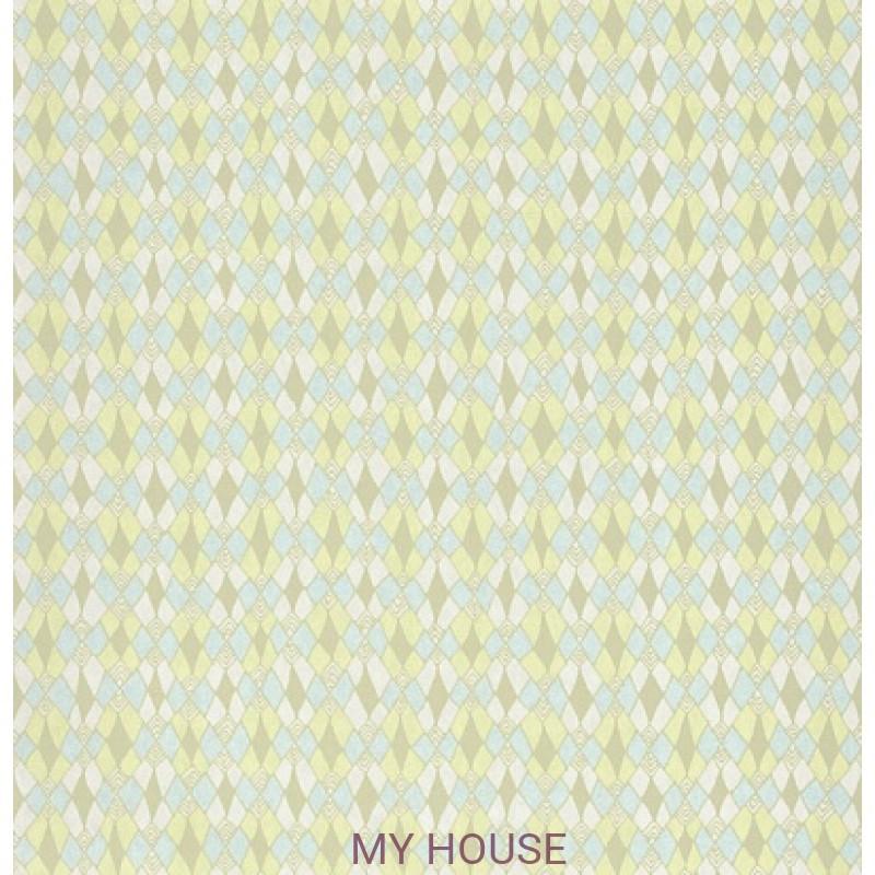 Обои Обои ALP101 Mosaic Lime Khroma Zoom