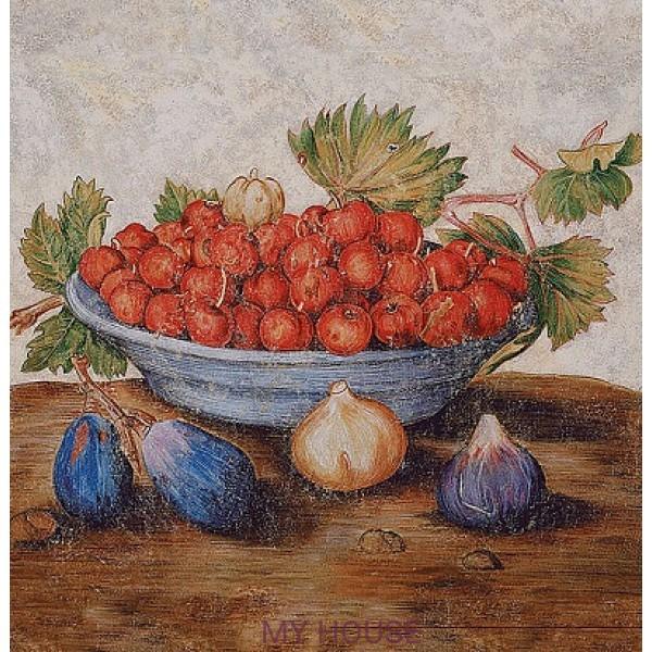 фреска итальянская Вилла Д'Эсте...
