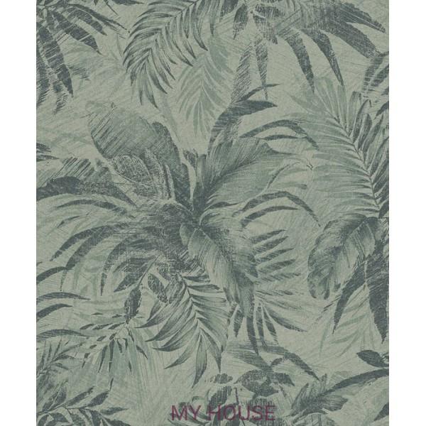 обои с пальмовыми листьями 229119