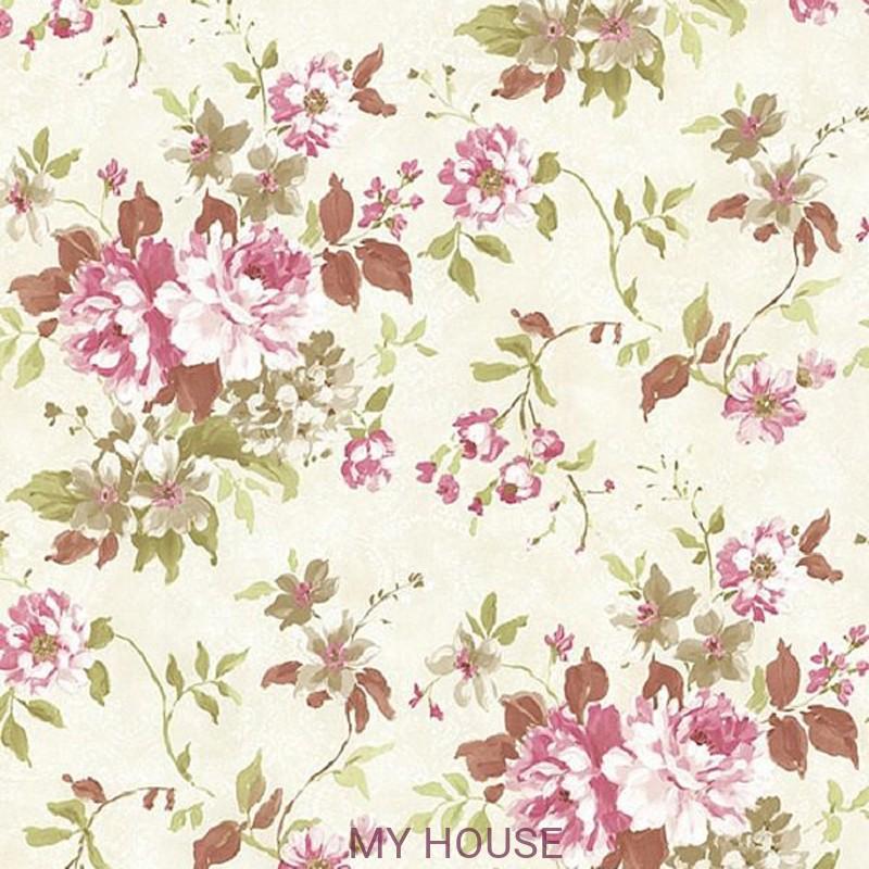 Обои Ars Botanica 2605-21613 KT Exclusive