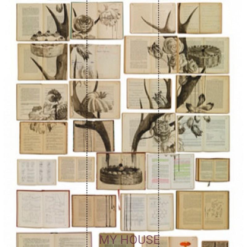 Обои Biblioteka Wallpaper EKA-02 NLXL