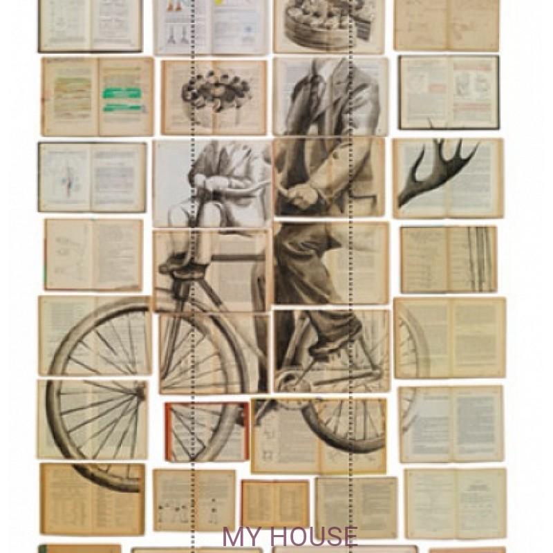 Обои Biblioteka Wallpaper EKA-03 NLXL
