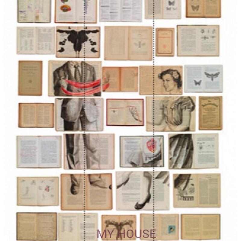 Обои Biblioteka Wallpaper EKA-04 NLXL