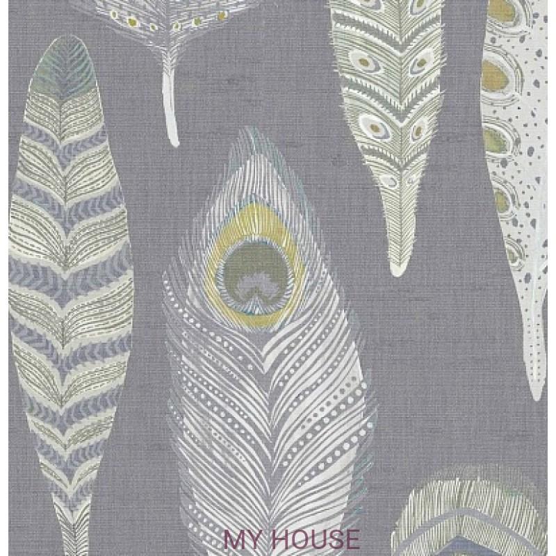 Обои Boutique Samui Natural/Charcoal Voyage Decoration