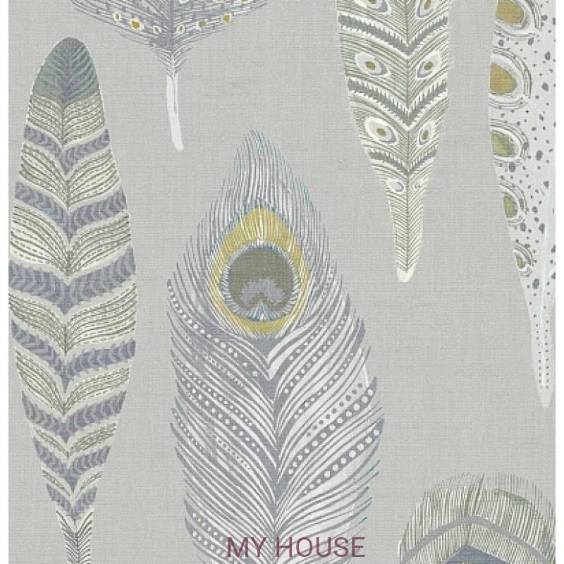 Обои Boutique Samui Natural/Silver Voyage Decoration