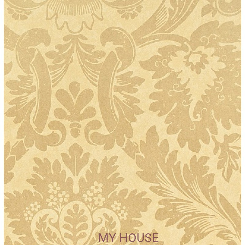 Обои Classic Damask Wallpaper CDW04004 Versailles Pewter Zoffany