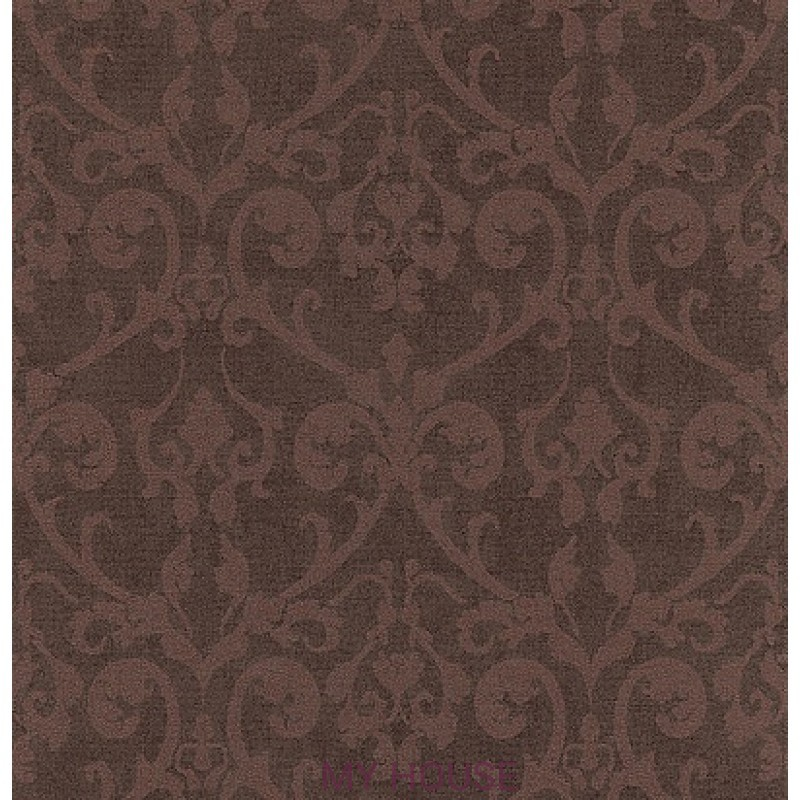 Обои Colour linen CLR205 Anna Coffee Khroma