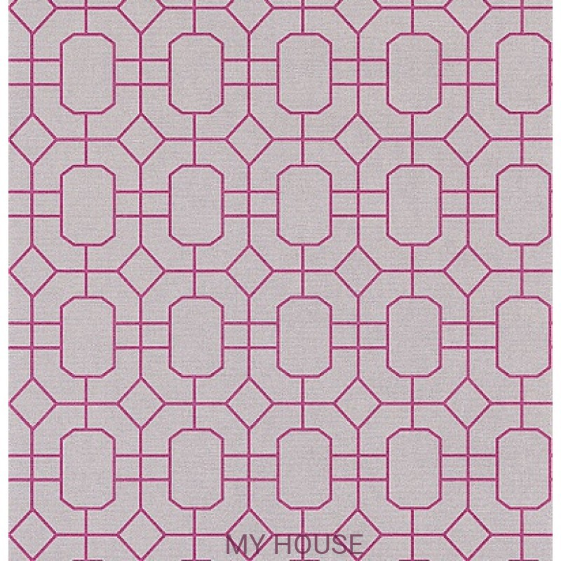 Обои Colour linen CLR404 Calico Orchid Khroma