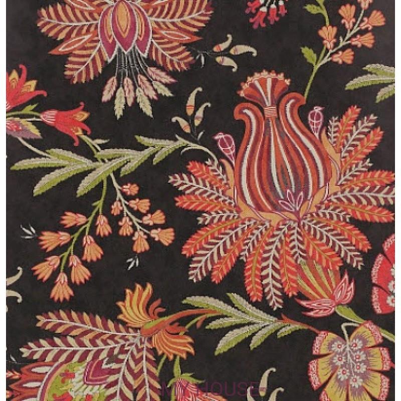 Обои Casimir Wallpapers 07162/02 Casimir Black Colefax and Fowle