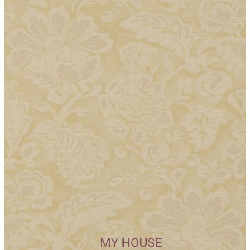 Обои Casimir Wallpapers 07166/04 Ruskin Yellow Colefax and Fowle