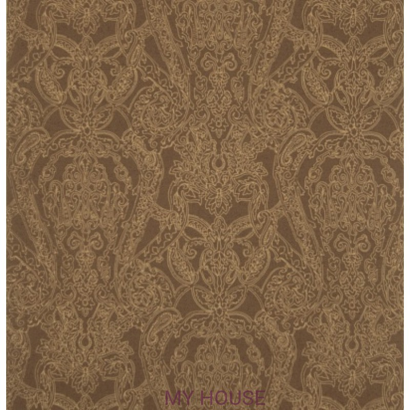 Обои Charles Faudree Wallcovering Chattooga Coffee Stroheim