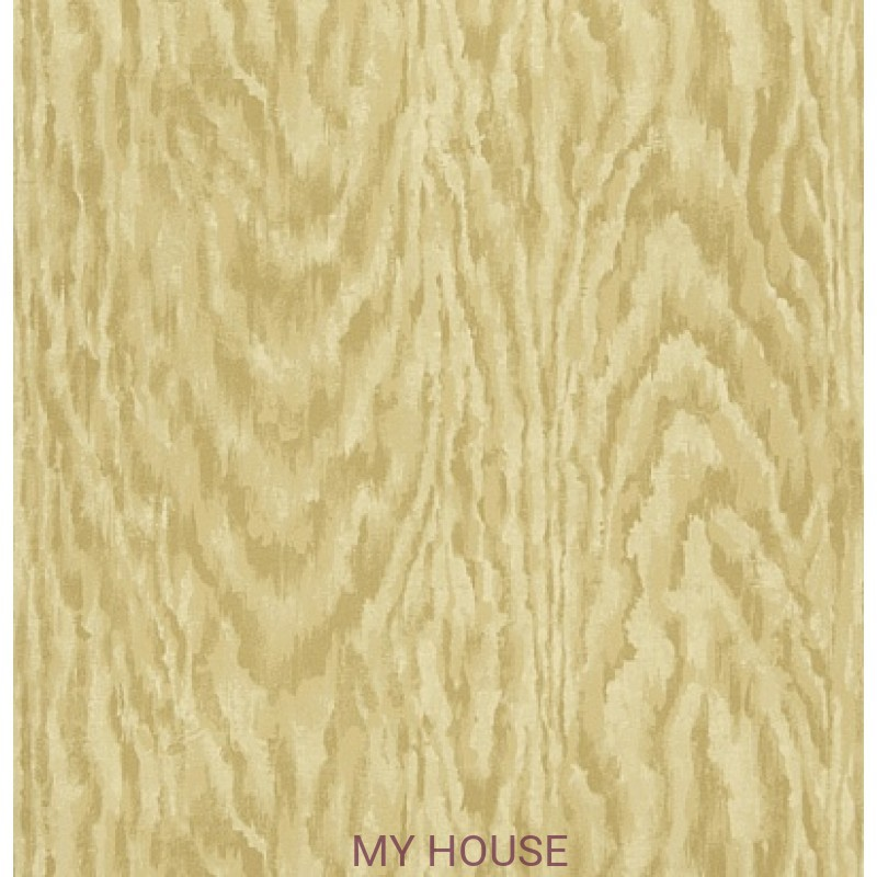 Обои Charles Faudree Wallcovering Faux Bois Olive Stroheim