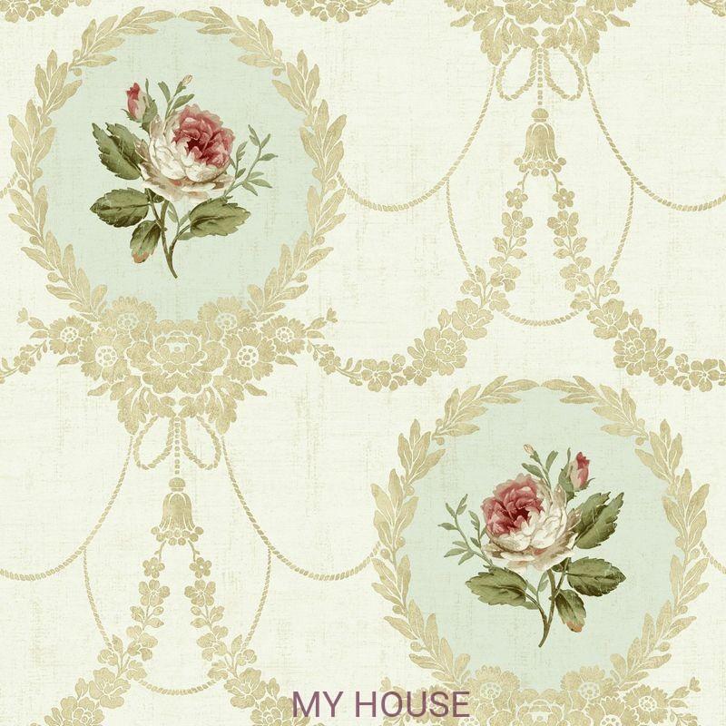 Обои Cottage Elegance DL20802 Architector
