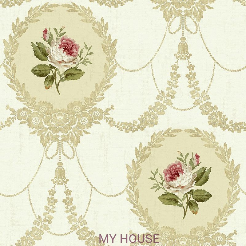 Обои Cottage Elegance DL20805 Architector