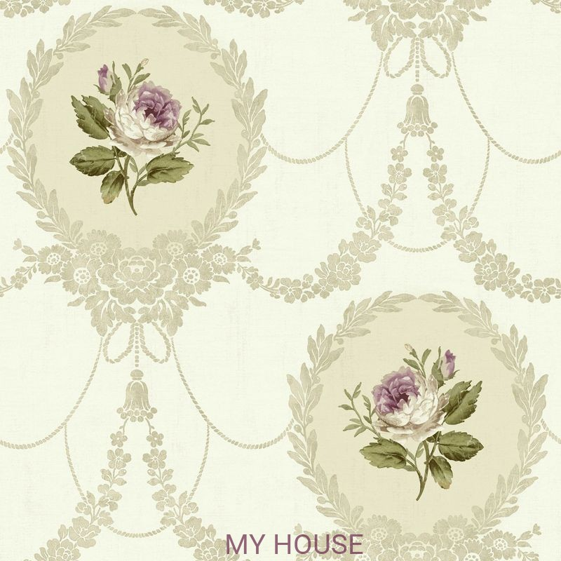Обои Cottage Elegance DL20809 Architector