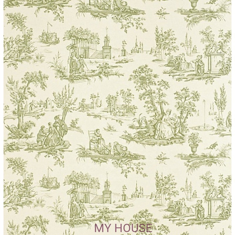 Обои Toile Collection DEGTCT103 Courting Toile Sanderson
