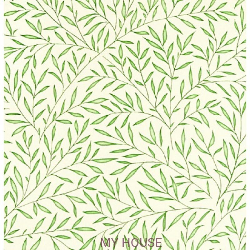 Обои Morris Volume V DMOWLI 103 Lily Leaf Morris&Co
