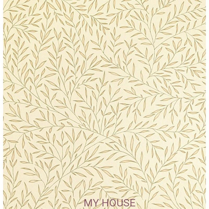Обои Morris Volume V DMOWLI 105 Lily Leaf Morris&Co
