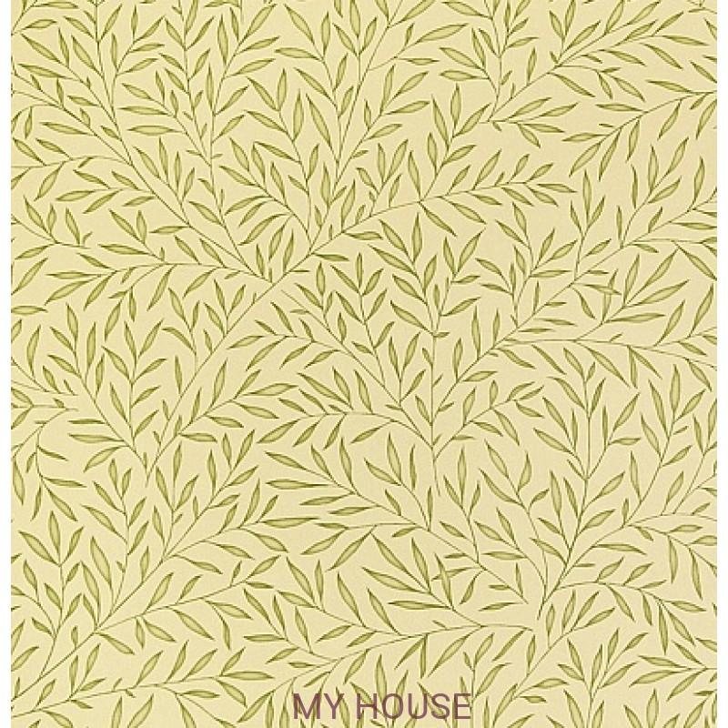 Обои Morris Volume V DMOWLI 106 Lily Leaf Morris&Co