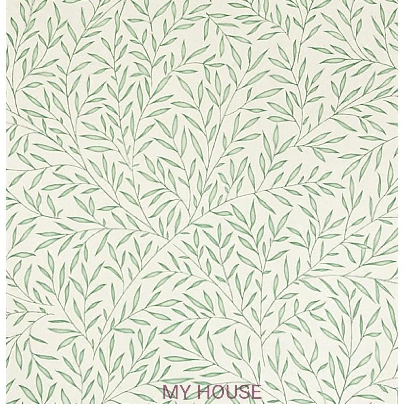 Обои Morris Volume V DMOWLI 107 Lily Leaf Morris&Co