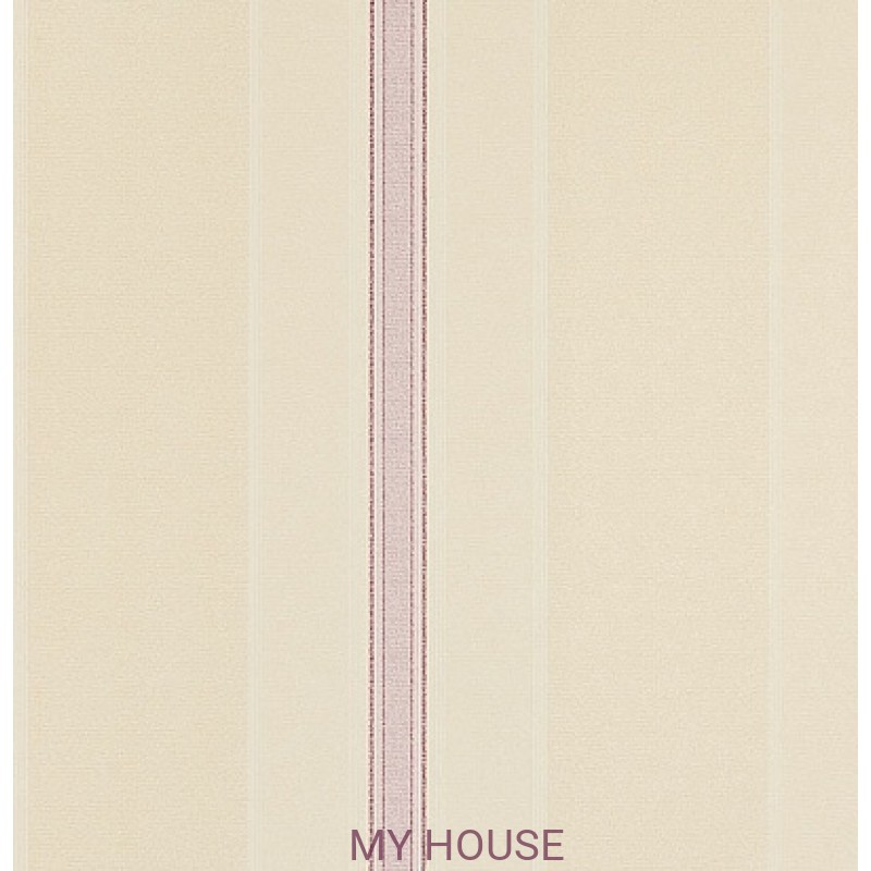 Обои Pemberley DPEMNP108  Netherfield Paper Linen/Lilac Sanderso