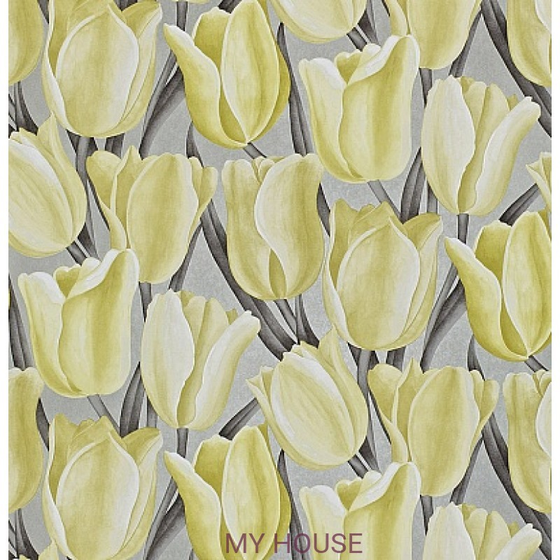 Обои Vintage DVIWEA106 Early Tulips Sanderson