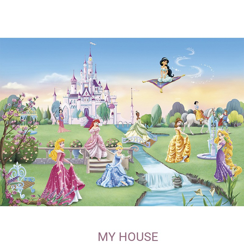 Обои Disney 8-414 Komar