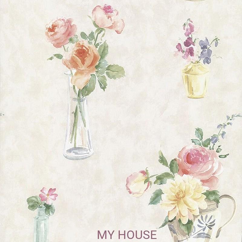 Обои Elizabeth Ockford Birchgrove Gardens EO00124 Paper Partners