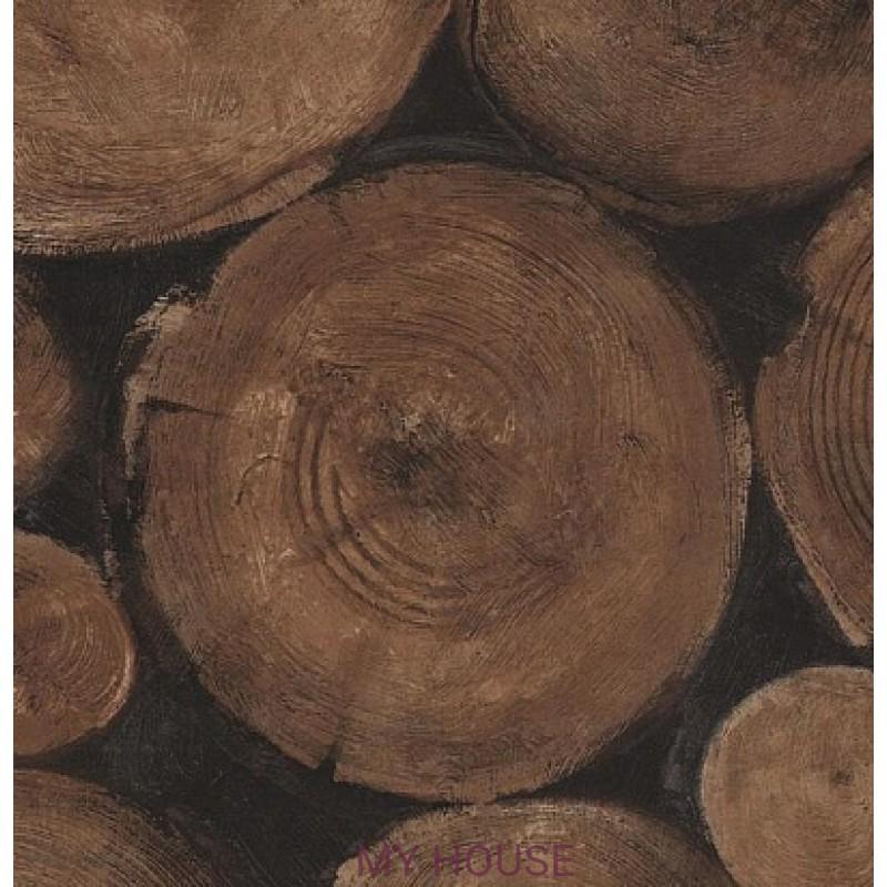 Обои Engineer Lumberjack LM01 Timber Andrew Martin