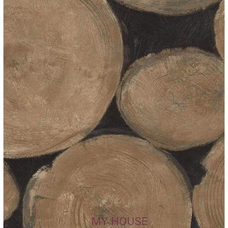Обои Engineer Lumberjack LM02 Beech Andrew Martin