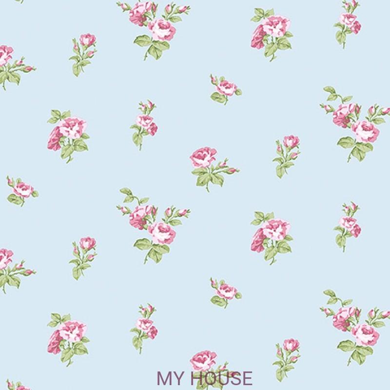 Обои English Florals G34346 Aura