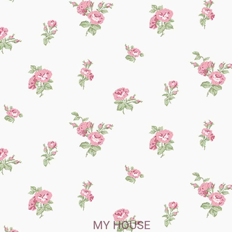 Обои English Florals G34347 Aura