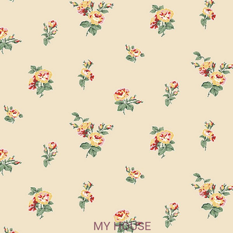 Обои English Florals G34349 Aura
