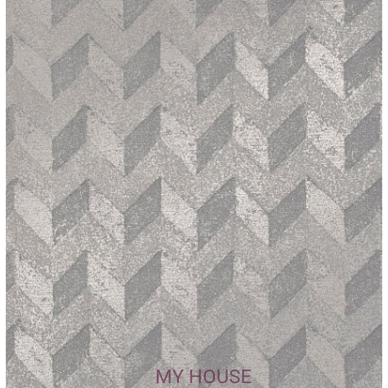 Обои Escape Wallcoverings ZW115-03 Montana Gunmetal Zinc