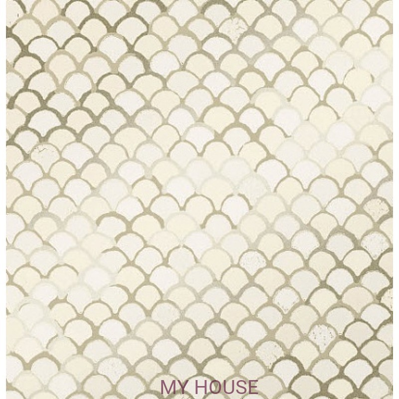 Обои Escape Wallcoverings ZW124-02 Corvara Moonbeam Zinc