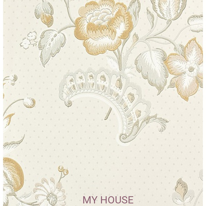 Обои Fleurs Rococo FLW01001 Zoffany