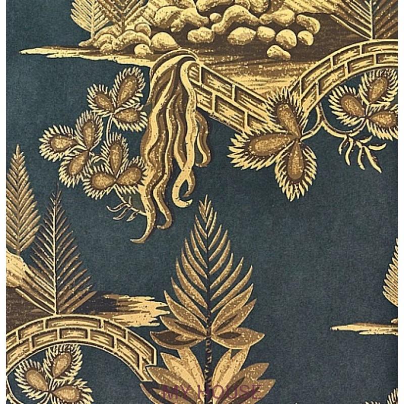 Обои Fleurs Rococo FLW02005 Zoffany