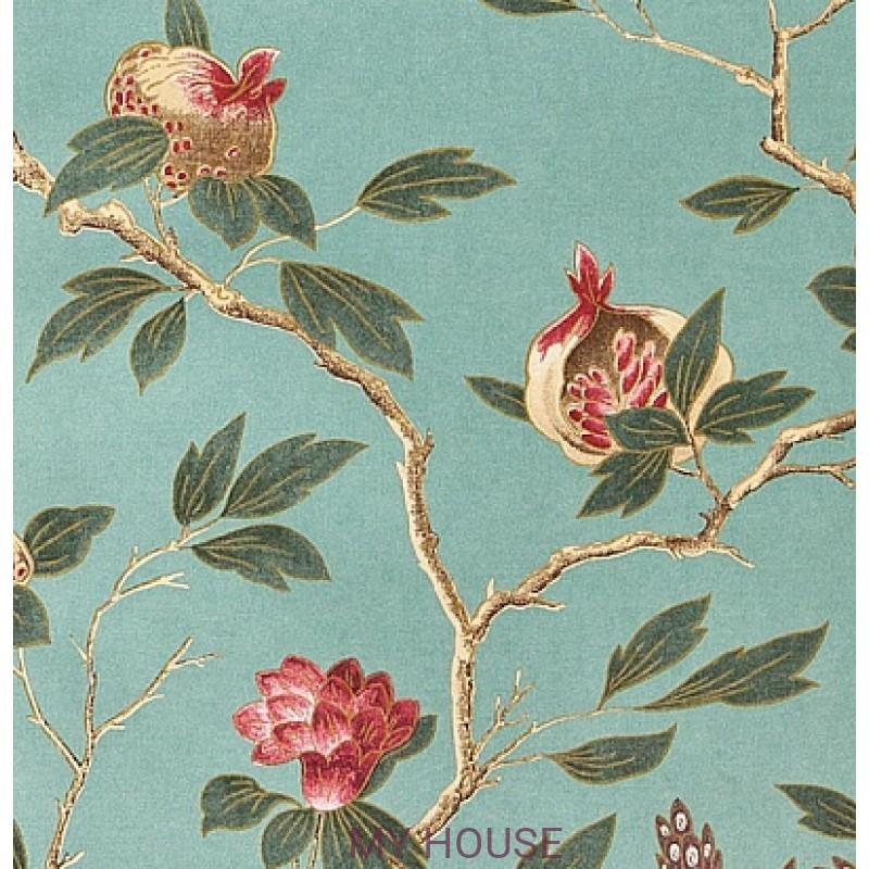 Обои Fleurs Rococo FLW03005 Zoffany