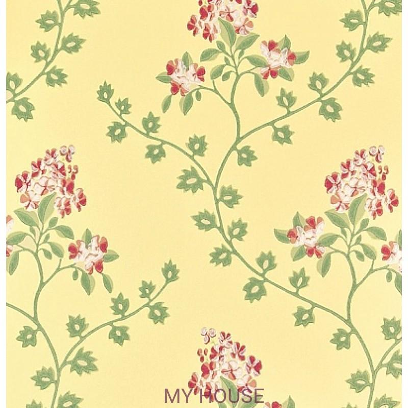 Обои Fleurs Rococo FLW04002 Zoffany