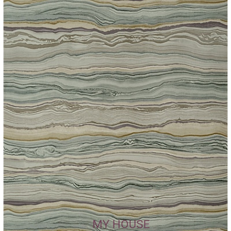 Обои Faux Resource T75174 Treviso Marble Multi THIBAUT